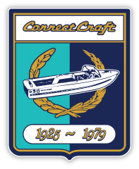 CORRECT CRAFT BOAT DECAL