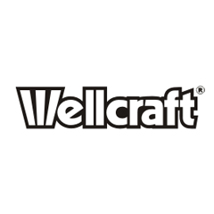 Wellcraft word decal